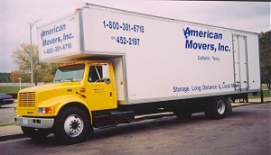 American Movers - Your Full-Service Moving Company For Local & Long Distance Moves